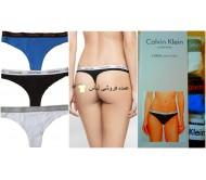 کالوین کلاین لباس زیر زنان - 3 بسته