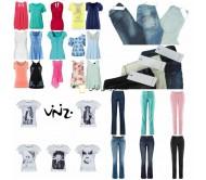 مارک های لباس مخلوط بسته استارت - Vero Moda, Vinizi, Tom Tailor, S.Oliver, Tamaris