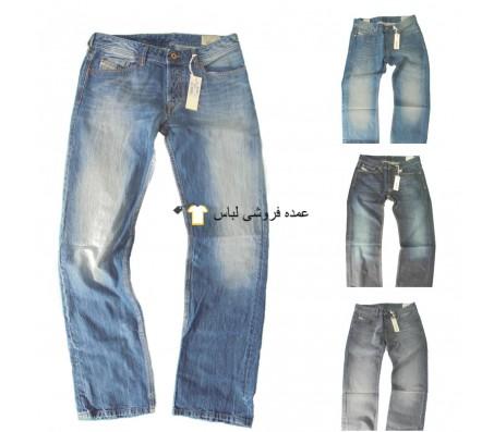 دیزل شلوار جین مردانه مخلوط Diesel