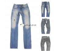 Diesel  دیزل شلوار جین زنانه مخلوط