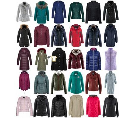 کت کت لباس های زمستانی پالتو پائیزی زنان