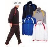 کاپشن ورزشی مردانه Tracksuit کت و شلوار کاپشن ورزشی کاپشن ورزشی