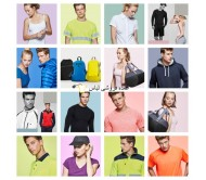 منسوجات تبلیغاتی Workwear Sportswear چاپ پارچه های چاپی غذا و نوشیدنی