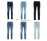شلوار جین شلوار مردانه مخلوط باقی مانده Blend