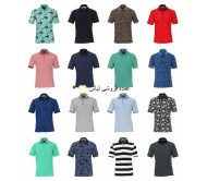 برند Polos Tops Men Mens Brief Sleeve Mix