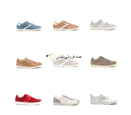کفش GAS چرم کفش مردانه مارک چرم کفش کتانی