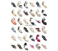 کفش های زنانه کفش های تابستانی صندل کودکانه کفش صندل ماله صندل Espadrilles تابستان مخلوط
