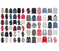 ژاکت لباس زمستانی برای زنان کت ژاکت پلوور دوزی