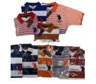 US Polo میکس پیراهن تی شرت یقه دار مردان