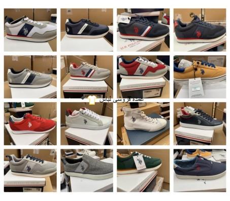 پولو Assn ایالات متحده کفش مردانه کفش مارک کفش ترکیبی کفش