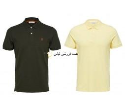 مخلوط پیراهن چوگان مردانه Polos Selected
