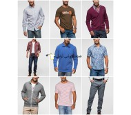 Men mix from catalog